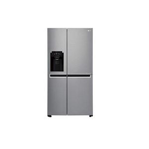 LG GC-J247CKAV Lemari Es - Kulkas Door-in-Door Water & Ice Dispenser Refrigerator - 668 Liter