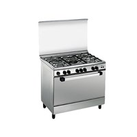 Domo DG-9506 Freestanding Cooker 5 Tungku 1