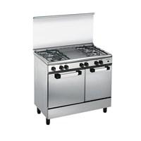 Domo DG-9406 Freestanding Cooker 4 Tungku 1