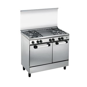 Domo DG-9406 Freestanding Cooker 4 Tungku