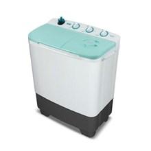 Sanken TW-8630 TG Mesin Cuci 2 Tabung - 7 Kg