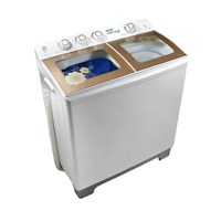 Akari AWM-12SK Mesin Cuci 2 Tabung Bluwash - 11 Kg 1