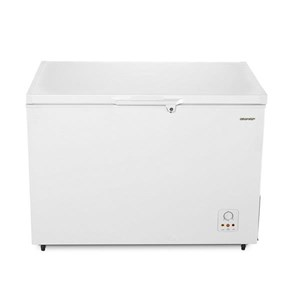 Sharp FRV-310 Chest Freezer 310 Liter - Putih