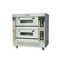 Getra RFL-24PSS Gas Pizza Deck Oven 60 Kg/Jam 1