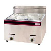 Getra GF-73 Gas Deep Fryer Table Top