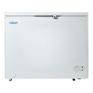 Aqua AQF-200-W Chest Freezer Putih 202L