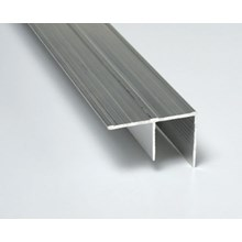 F Section Bar Aluminium