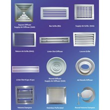 Grille AC