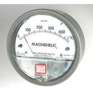 Magnehelic Pressure Gauge Dwyer 2000 500Pa