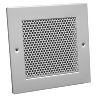 Perforated Plate Grille 1