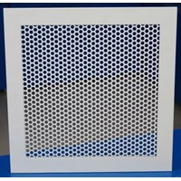 Perforated Plate Grille