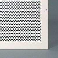 Distributor Perforated Plate Grille 3