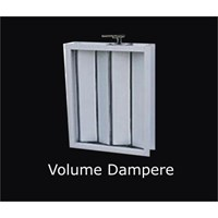Distributor Fire Fighting Volume Damper 3