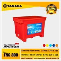 Cooler Box Tanaga 300 Liter