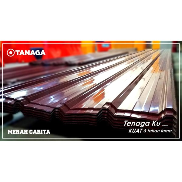 Galvalum Roof Tanaga 0.35 mm