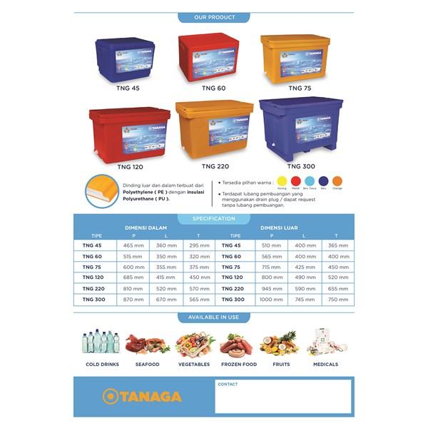 Box Pendingin / Cooler Box Tanaga