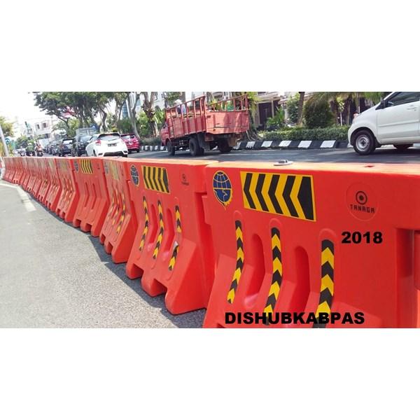 Tanaga Road Barrier