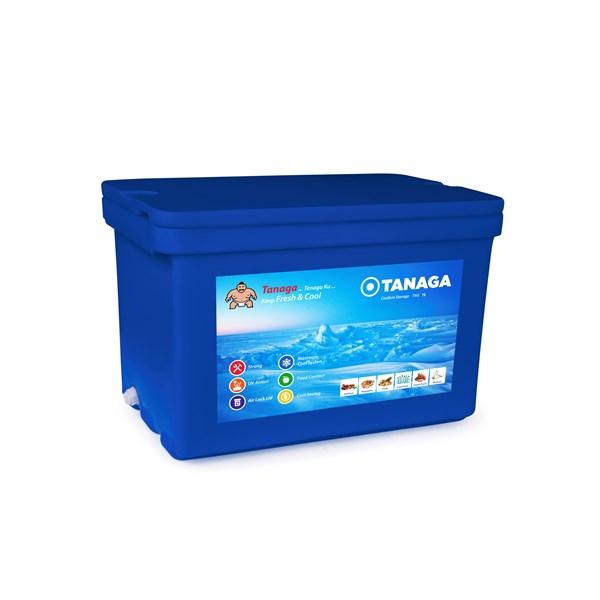 Fiber Box Ikan Tanaga 75 Liter