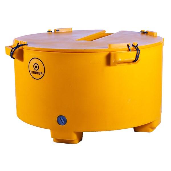 Fish Fiber Box Tanaga 450 CL Litre