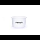 Paper Cup Bowl 22 oz (650 ml) Sablon tanpa tutup 1