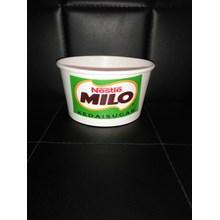 paper bowl atau mangkok kertas 650ml ( 22oz ) tanp