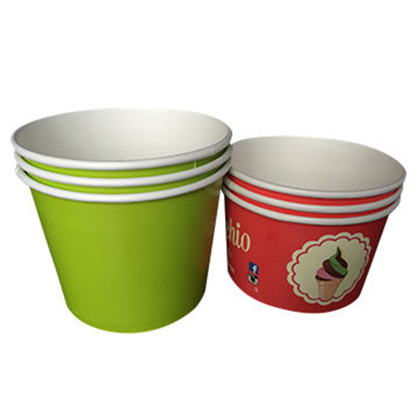 Paper Bowl Warna