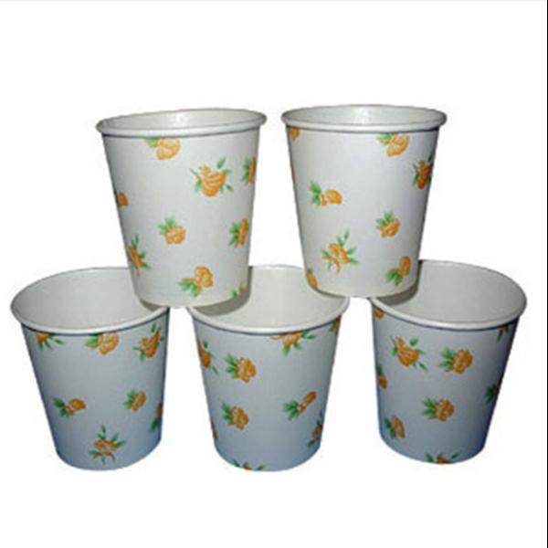 Paper Cup Motif