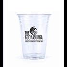 Sablon Gelas Plastik Brand 1