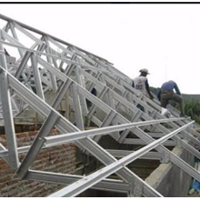 Installation of Lightweight Steel Roof Frame