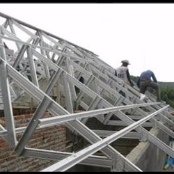 Pemasangan Rangka Atap Baja Ringan By Merpati Pratama
