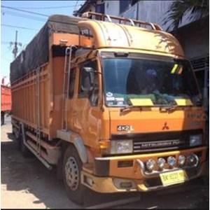 Jasa Pengiriman Barang industri dari Surabaya ke Sumatera
