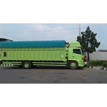 Fuso Truck Rental Services from Surabaya to Sumatra