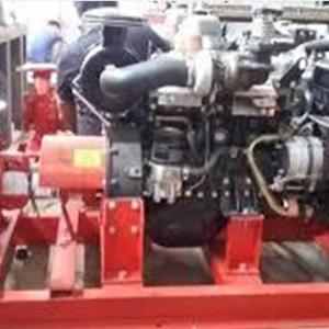 Pompa Hydrant Isuzu
