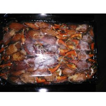 Daging capit kepiting RUM
