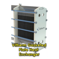 Jual Vitherm Gasketed Plate Heat Exchanger