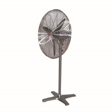 Stand fan industrial