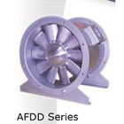 Axial fan seri AFDD  1