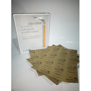 Amplas Sheet Greyhound