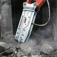 Pemecah Batu Hidrolik Furukawa - HB20G Plus
