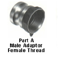 Male Adaptor Female Thread