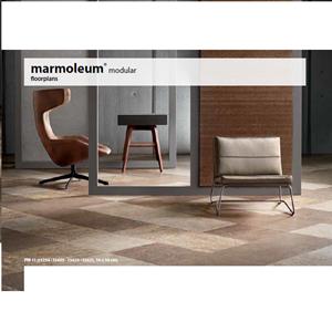 Lantai Kayu Marmoleum Modular Floorplans