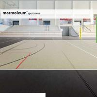 Jual Lantai Kayu Marmoleum Sport 2