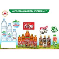 Produk beverage mayora