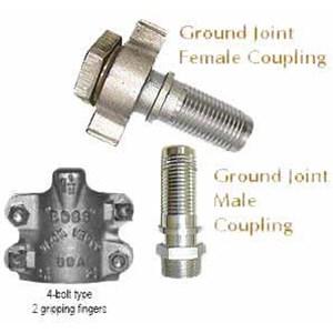 Dari Ground Joint Coupling 0