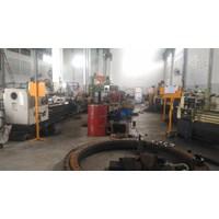 Dari Perbaikan Cylinder Hydraulic  1