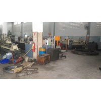 Dari Perbaikan Cylinder Hydraulic  2