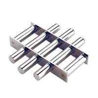 Magnetic Grate Round Series