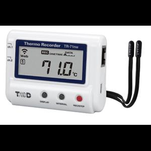 Termometer Ruangan - Data Logger Suhu Dalam Ruangan