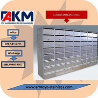 Jual Stainles Steel Under Counter