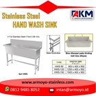 S/S Hand Wash Sink 1